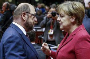 Elhárult az utolsó akadály, Angela Merkel negyedszerre is kormányt alakíthat Németországban