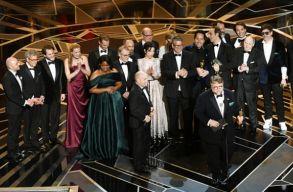 A víz érintése kapta a legjobb filmnek járó Oscart