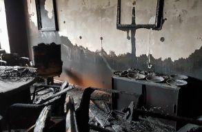 Az ukrán rendõrség elfogta a KMKSZ-székház elleni pokolgépes támadás elkövetõit