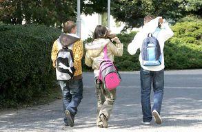 Közel egymillió hiányzást halmoztak fel tavaly a háromszéki iskolák tanulói
