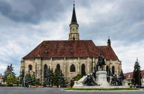 Húsvét és pünkösd között kezdõdhet a kolozsvári Szent Mihály templom felújítása