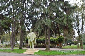Széchenyi-szobrot avatnak március 15-én Szatmárnémetiben