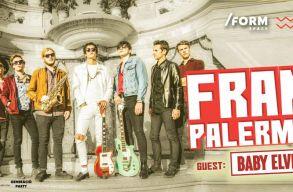 Három erdélyi városban koncertezik a Fran Palermo