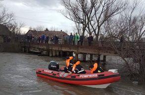 Hargita megyében több mint 580 háztartást öntött el az árvíz