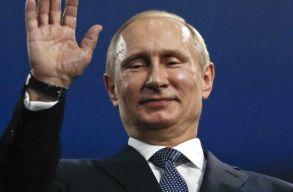 Részeredmények: a voksok több mint 70%-ával nyerheti Putyin az orosz elnökválasztást