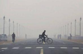 A meteorológusok szerint a következõ két hónapban az ország nagy részén hidegebb lesz a megszokottnál