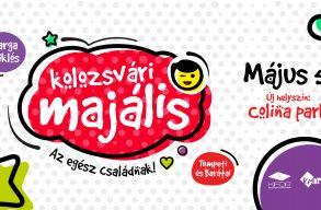 Varga Miklós koncert lesz a Kolozsvári Majálison