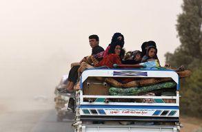 Hová menekültek leginkább Szíriából?