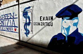 Spanyolországban összesen több mint ezer év börtönbüntetésre ítéltek két baszk terroristát
