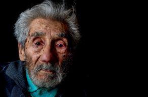Elhunyt a világ legidõsebb embere: 121 éves volt