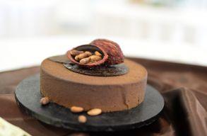 GastroPan kiállítás: egy különleges csokitorta lett 2018 tortája