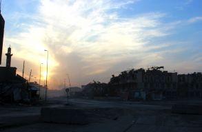 2018 tétje Irakban: városok és életek romjaiból egy új országot építeni