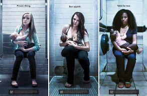 Bírságot kaphatnak, akik nyilvános helyrõl kiutasítják a szoptató anyákat