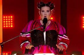 Izrael nyerte az Eurovíziós Dalfesztivált