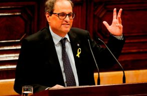 Új elnöke lett Katalóniának