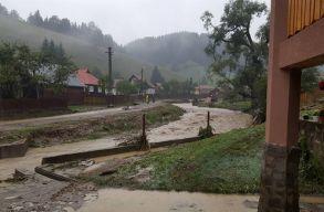 19 megyében van árvízriadó