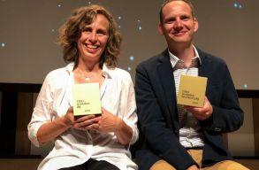 Bödõcs Tibor és Tompa Andrea nyerte a Libri irodalmi díjat