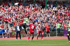 A Dinamót és a Sepsit is megbírságolta a labdarúgó szövetség