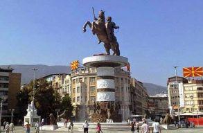 Furcsa új neve lehet Macedóniának