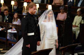 Megnõsült Harry herceg