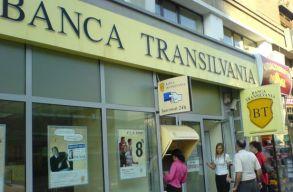 Fegyveres rablás történt egy nagybányai Transilvania Banknál