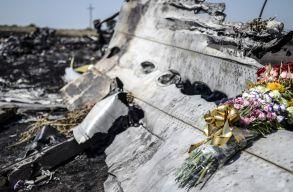 Szakértõi vizsgálat: orosz katonai egység rakétája lõtte le az MH17-es maláj gépet