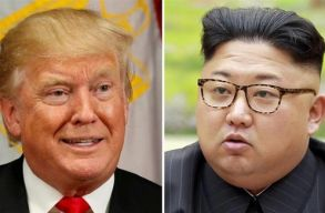 Trump mégis találkozna Kim Dzsong Unnal