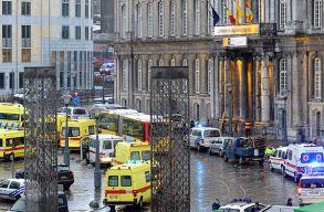 Két rendõrt és egy civilt lõtt agyon egy férfi Belgiumban