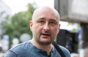 Meggyilkoltak egy orosz újságírót Ukrajnában