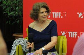 Fanny Ardant: minden fesztivál csodálatos, mert megszabadul a kereskedelmi törvényektõl