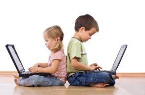 Ezekre kattintanak leggyakrabban a gyerekek az interneten