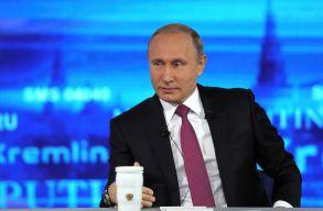 Putyin a világháborút nem tartja jó ötletnek, de Ukrajna fogja vissza magát a foci-vb alatt