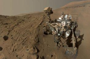 Szerves vegyületekre bukkantak a Marson