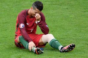 Két év felfüggesztett börtönbüntetést kapott Cristiano Ronaldo