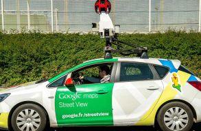 Idén nyáron könnyen összefuthatunk a Google Street View gépkocsijaival
