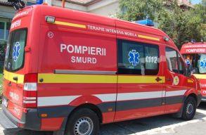 Házi készítésû bomba robbant Kolozsváron
