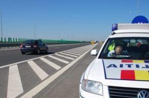 Megszavazta a parlament: táblák fognak figyelmeztetni a radarozó rendõrökre