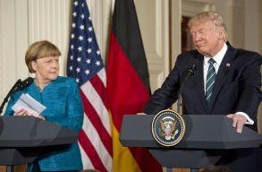 Trump nagyon nekiment a németeknek a NATO-csúcs elõtt