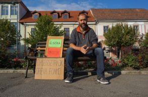 Szolidaritásból éhségsztrájkba kezdett az uh.ro egyik újságírója