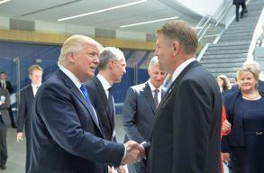 Trumpnak ma találkoznia kellett volna Johannisszal, de lemondta