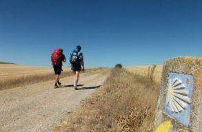 Kereskedõk nyereségvágyból manipulálják az El Camino útjelzéseit