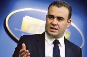 Darius Vâlcov szerint a kormány fontolgatja az adóamnesztiát