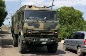 Kitört a pánik Panikon, mert az hitték a helybeliek, hogy lerohanták õket az oroszok