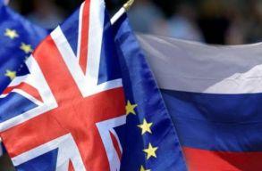 Tovább gyûrûzik a Szkripal-ügy; levonták a zászlót a szentpétervári brit konzulátuson