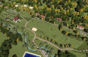 Megkapta a mûemlékvédelmi engedélyt a Mini Erdély Park Szejkefürdõre