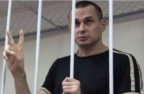 80 napja éhségsztrájkol az ukrán rendezõ az orosz börtönben