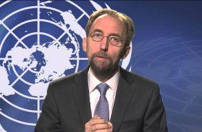 Az ENSZ távozó emberi jogi fõbiztosa még keményen beszólt Trumpnak és az ENSZ-nek