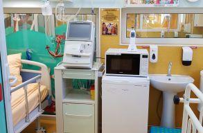 Civilek újították fel az aradi kórház gyerekrészlegét