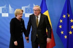 Dãncilã az Európai Bizottságnál panaszolta be Johannist, és védte a csendõrséget