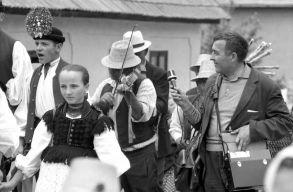 Kallós Zoltán emléke elõtt tisztelegnek az idei Erdélyi Táncháztalálkozón